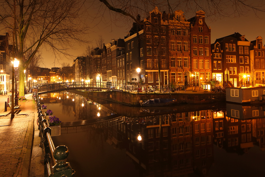 Amsterdambynight Canal Belt Grachtengordel Amsterdam Night
